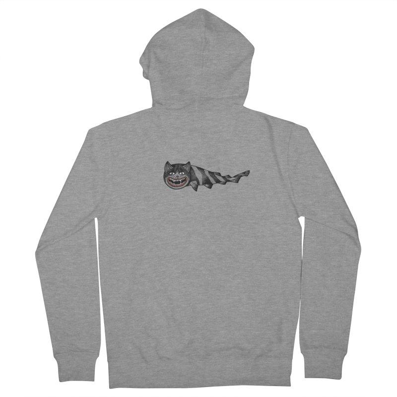 Catshark Men's Zip-Up Hoody by YaaH
