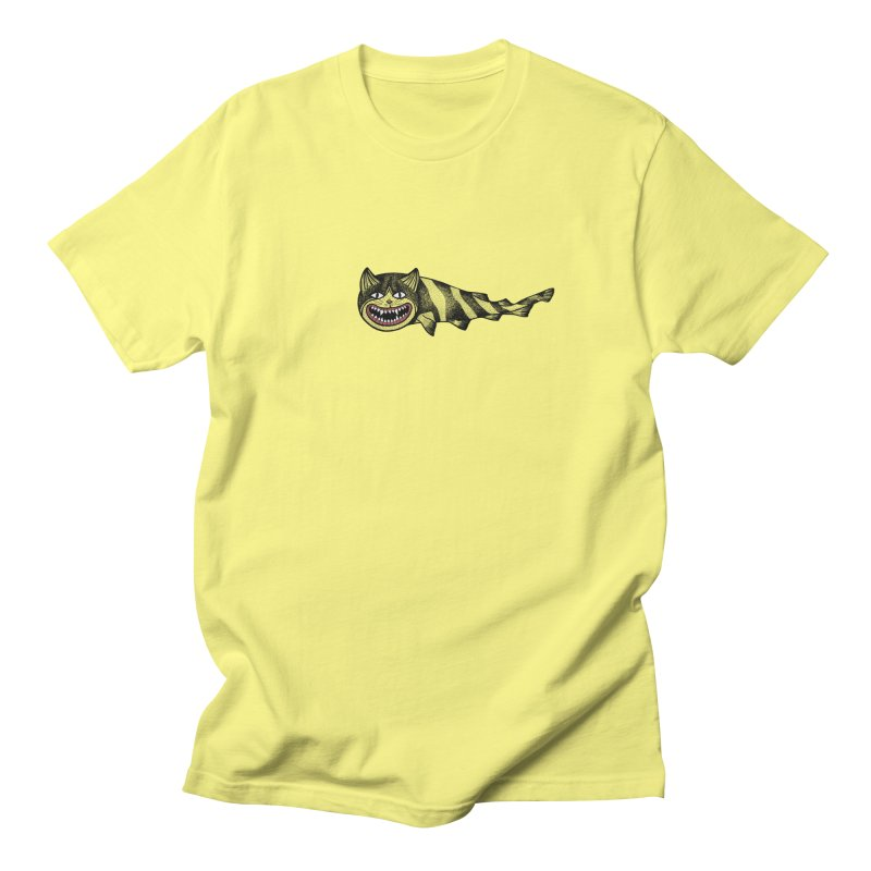 Catshark Men's Regular T-Shirt by YaaH