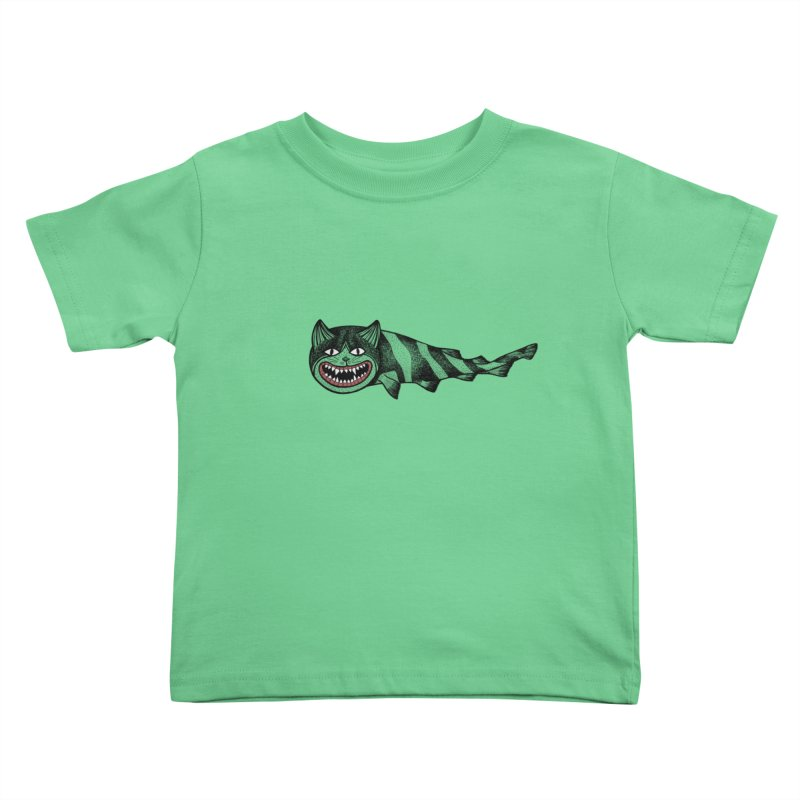 Catshark Kids Toddler T-Shirt by YaaH
