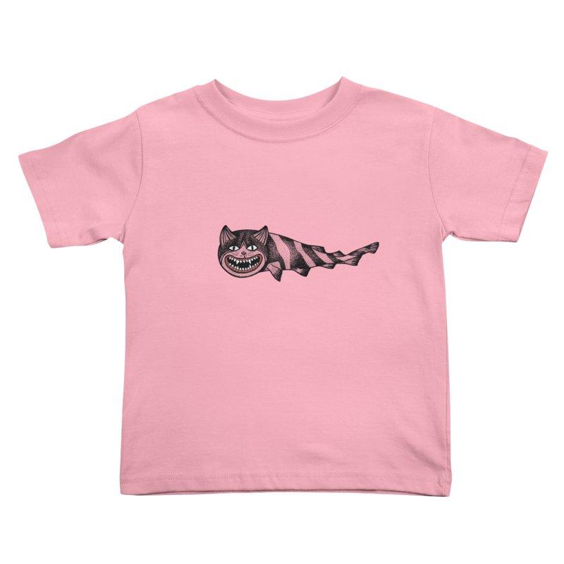 Catshark Kids Toddler T-Shirt by YaaH