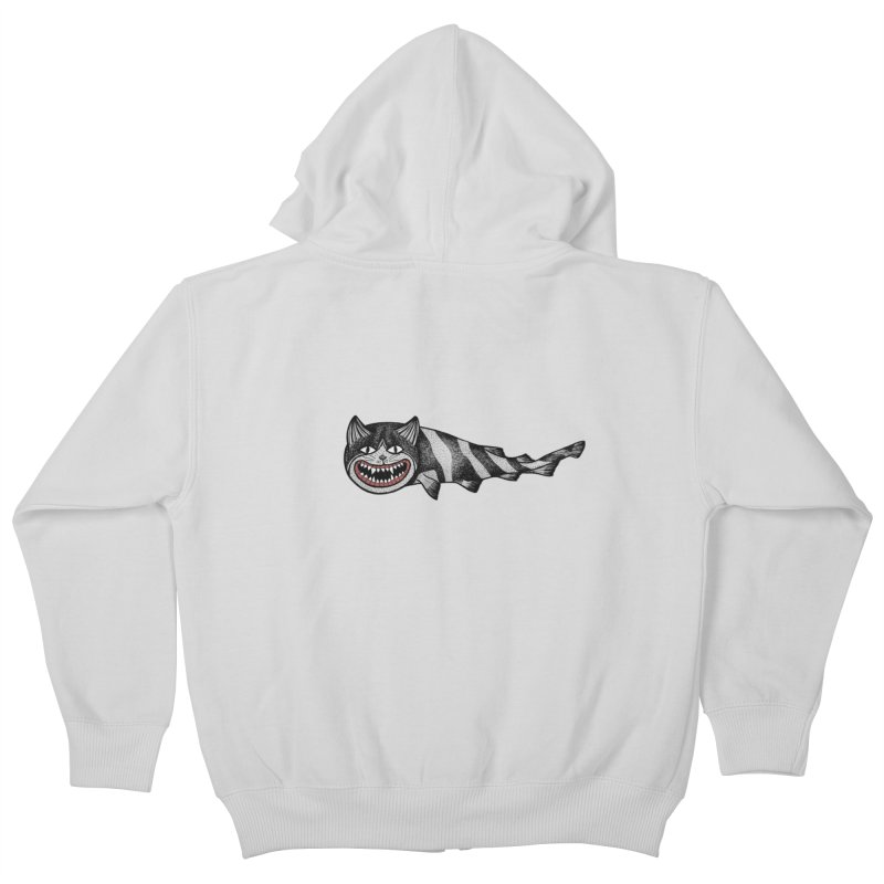 Catshark Kids Zip-Up Hoody by YaaH