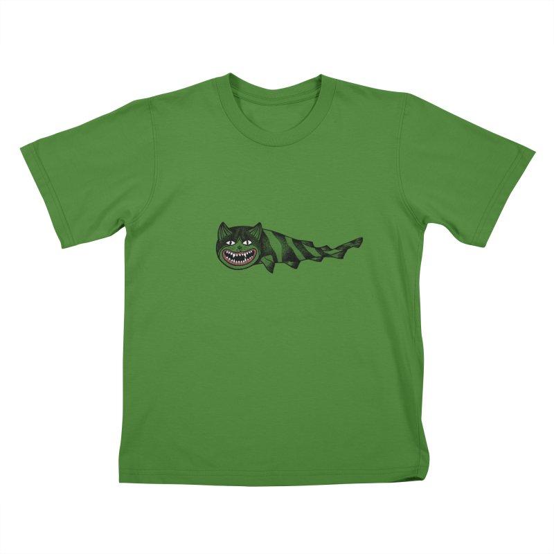 Catshark Kids T-shirt by YaaH