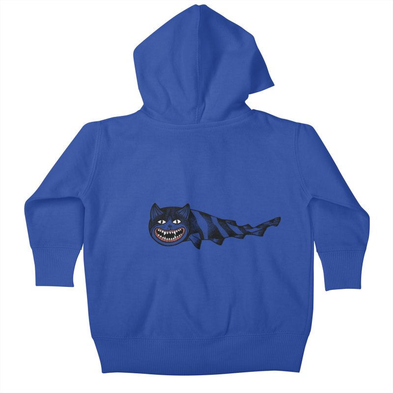 Catshark Kids Baby Zip-Up Hoody by YaaH