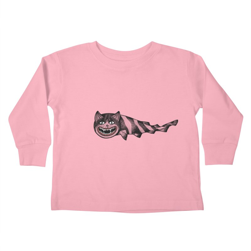 Catshark Kids Toddler Longsleeve T-Shirt by YaaH