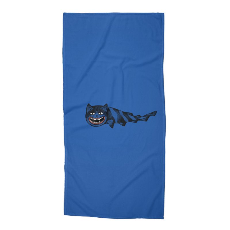 Catshark Accessories Beach Towel by YaaH