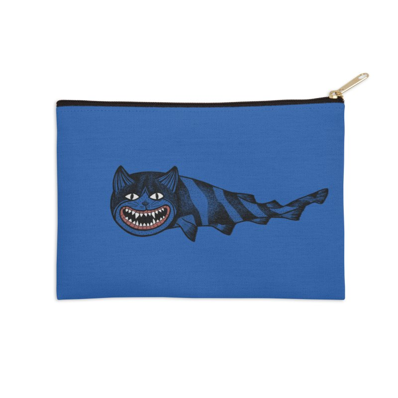 Catshark Accessories Zip Pouch by YaaH