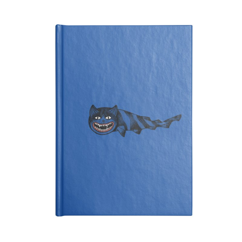 Catshark Accessories Lined Journal Notebook by YaaH