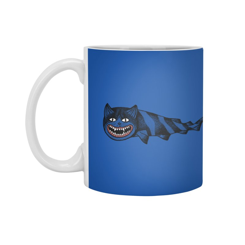 Catshark Accessories Standard Mug by YaaH