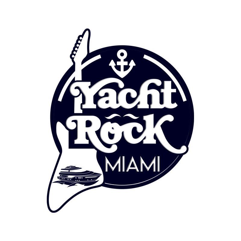 Yacht Rock Miami Kids Longsleeve T-Shirt by yachtrockmiami's Artist Shop