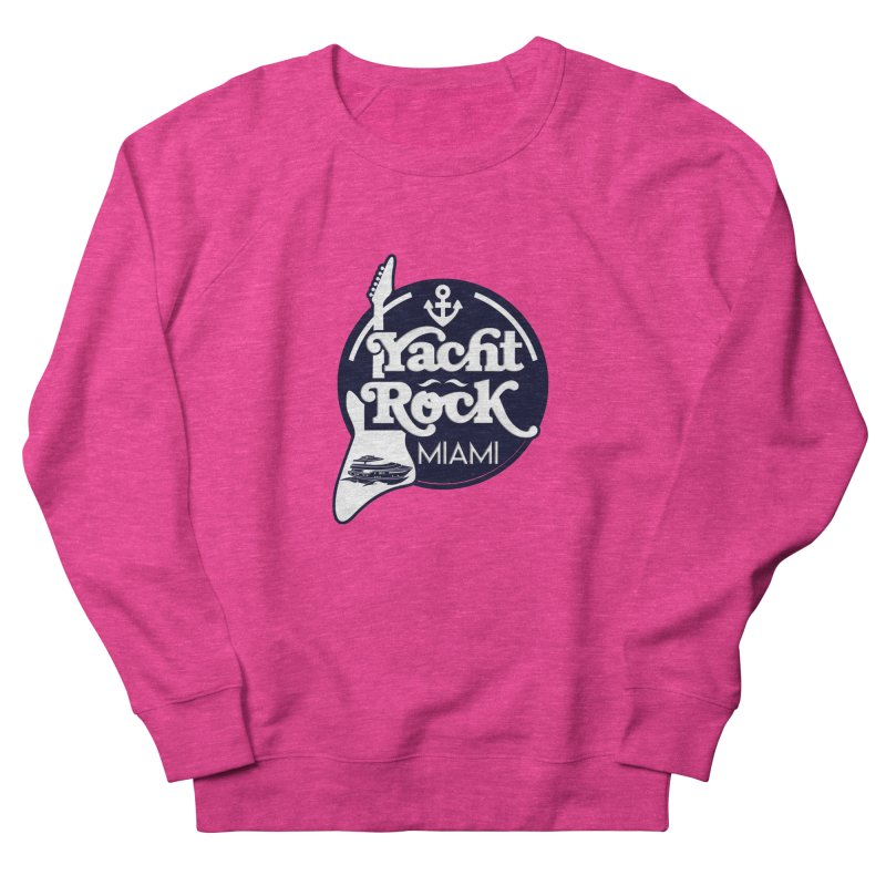 Yacht Rock Miami Men's French Terry Sweatshirt by yachtrockmiami's Artist Shop