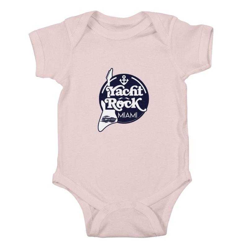 Yacht Rock Miami Kids Baby Bodysuit by yachtrockmiami's Artist Shop