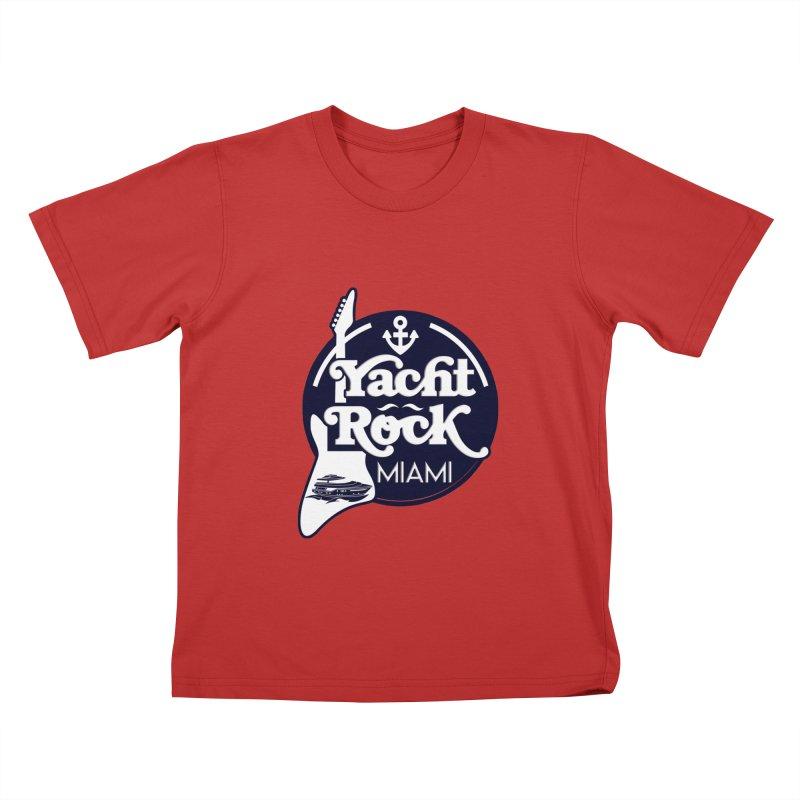 Yacht Rock Miami Kids T-Shirt by yachtrockmiami's Artist Shop