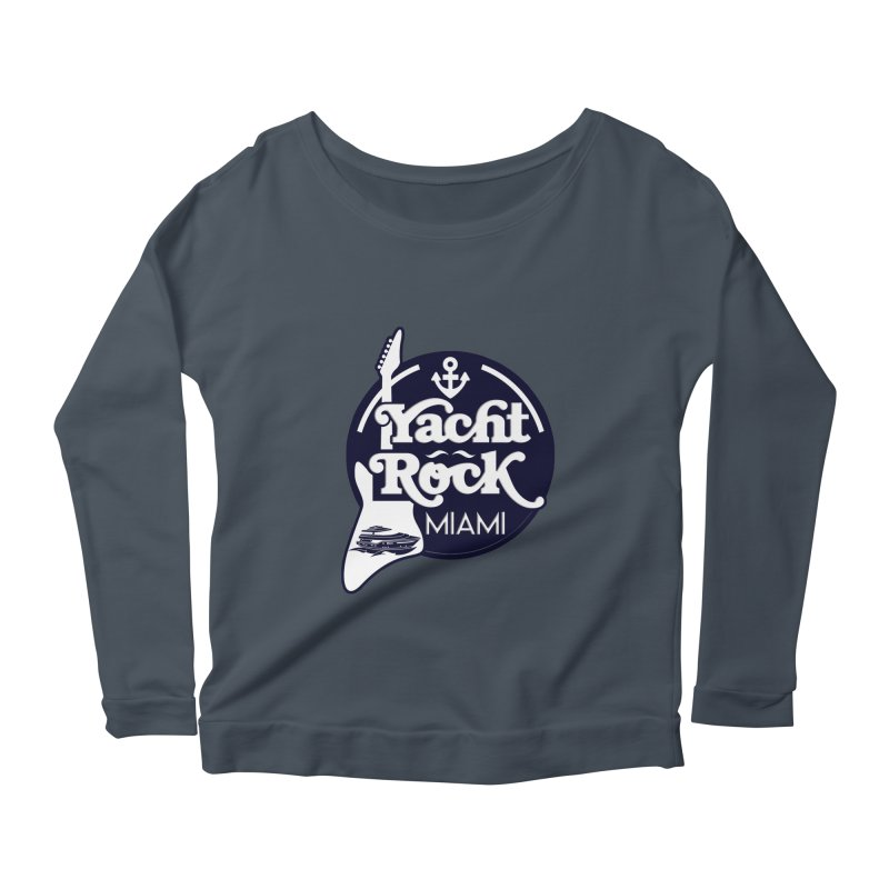 Yacht Rock Miami Women's Longsleeve T-Shirt by yachtrockmiami's Artist Shop