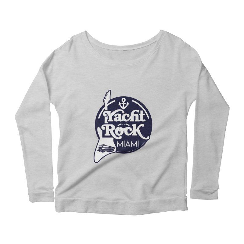 Yacht Rock Miami Women's Longsleeve T-Shirt by yachtrockmiami's Artist Shop
