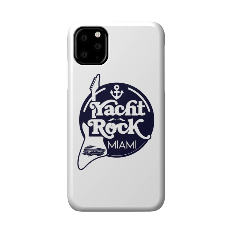Yacht Rock Miami Accessories Phone Case by yachtrockmiami's Artist Shop