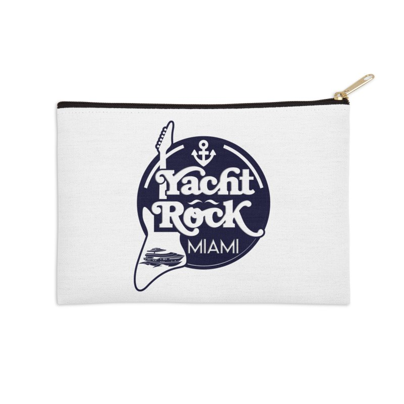 Yacht Rock Miami Accessories Zip Pouch by yachtrockmiami's Artist Shop