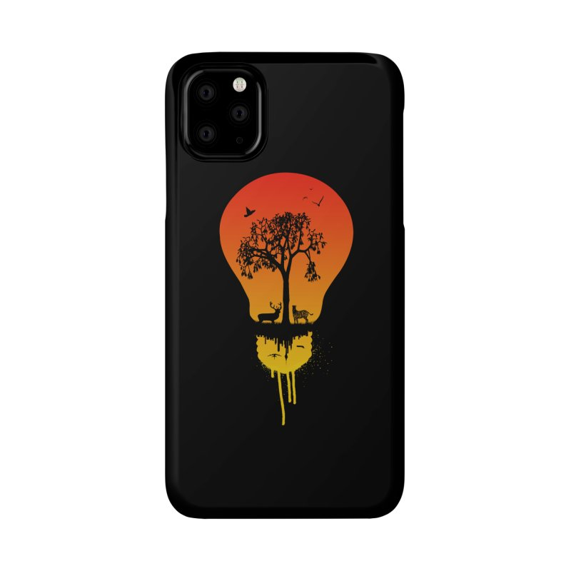 The Two worlds Accessories Phone Case by yakitoko's Artist Shop