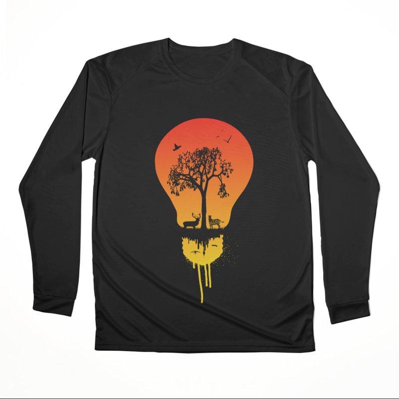 The Two worlds Men's Longsleeve T-Shirt by yakitoko's Artist Shop
