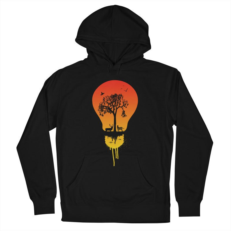 The Two worlds Women's Pullover Hoody by yakitoko's Artist Shop