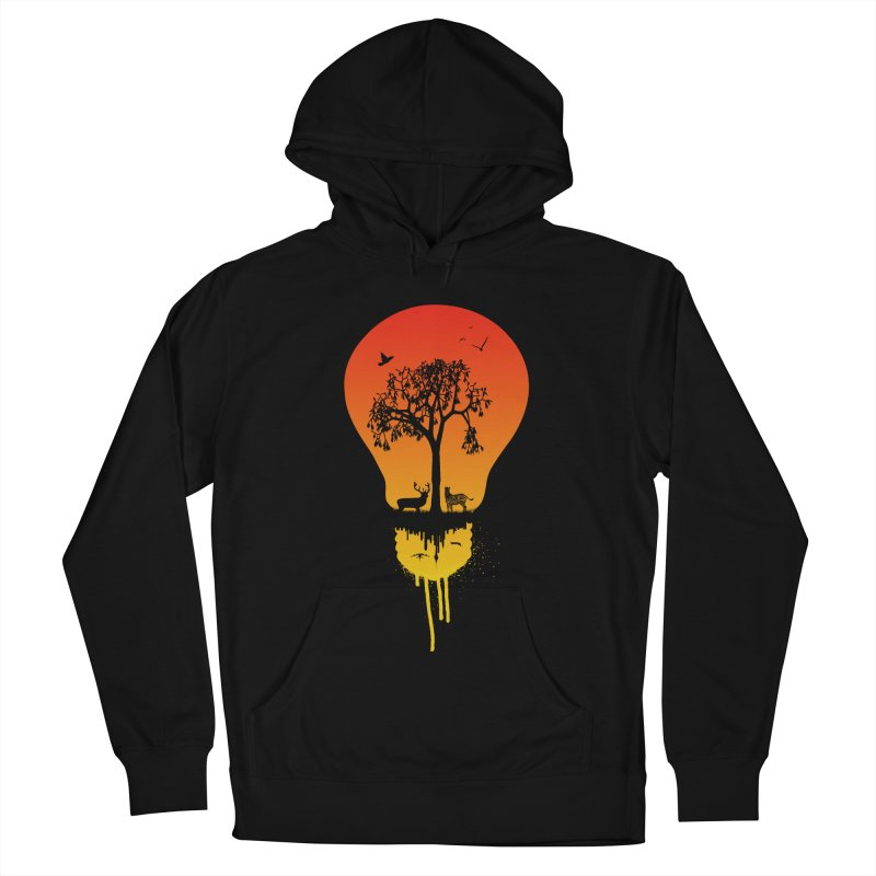 The Two worlds Men's Pullover Hoody by yakitoko's Artist Shop
