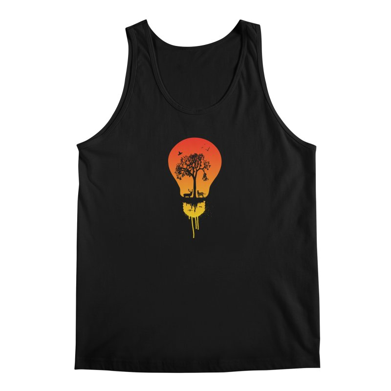 The Two worlds Men's Tank by yakitoko's Artist Shop