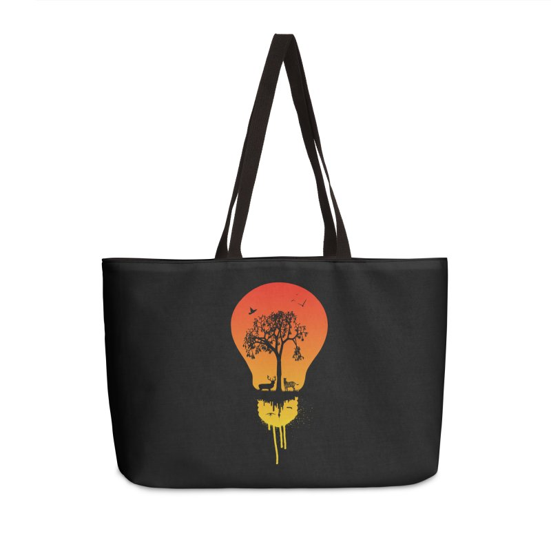 The Two worlds Accessories Bag by yakitoko's Artist Shop