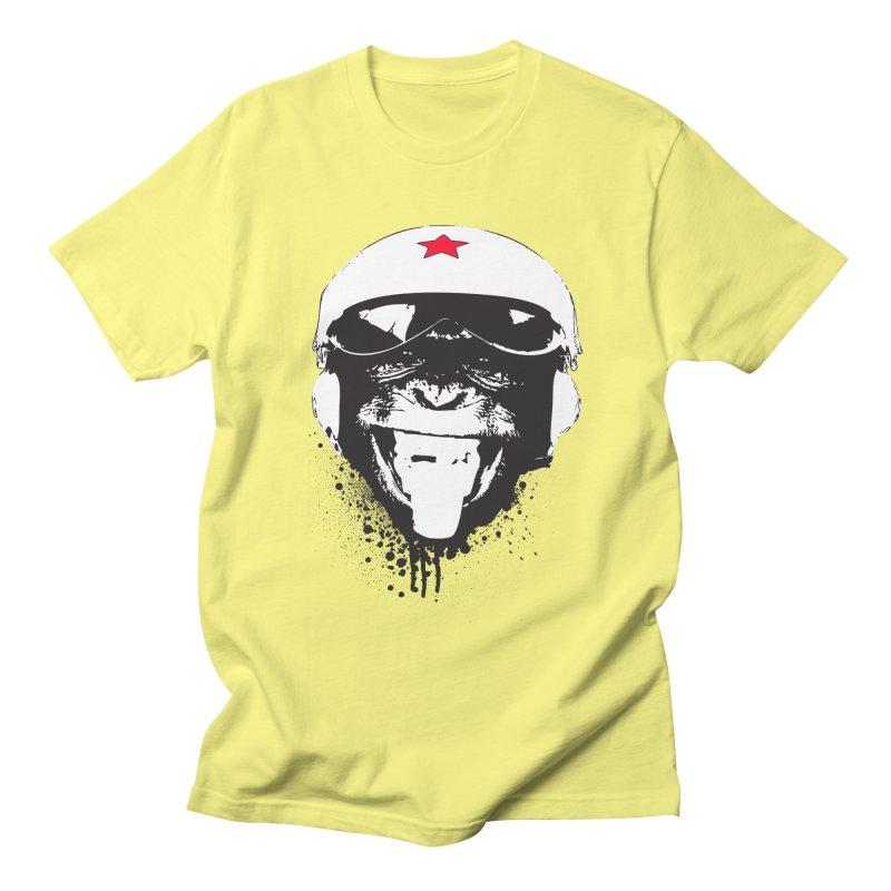 Flying Monkey Men's T-Shirt by yakitoko's Artist Shop