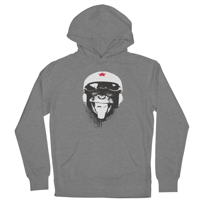 Flying Monkey Women's Pullover Hoody by yakitoko's Artist Shop