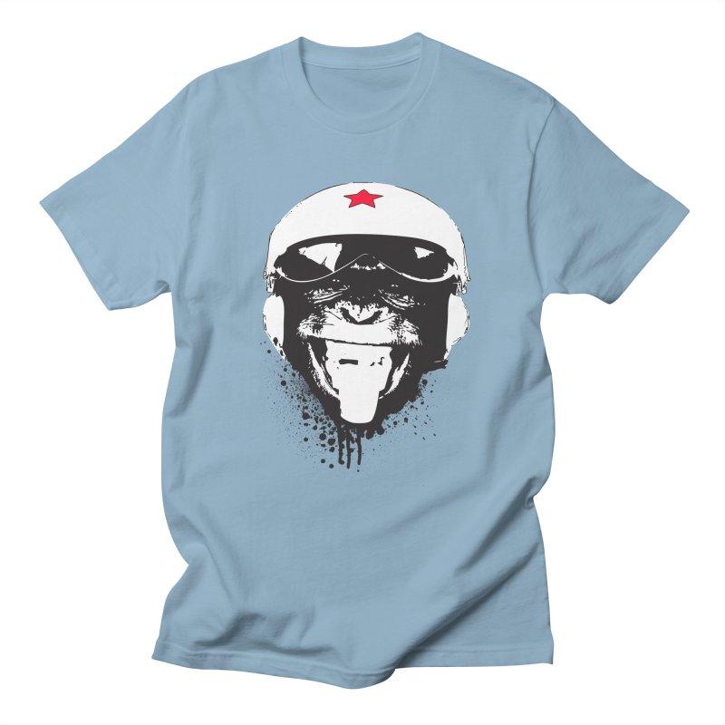 Flying Monkey Men's Regular T-Shirt by yakitoko's Artist Shop