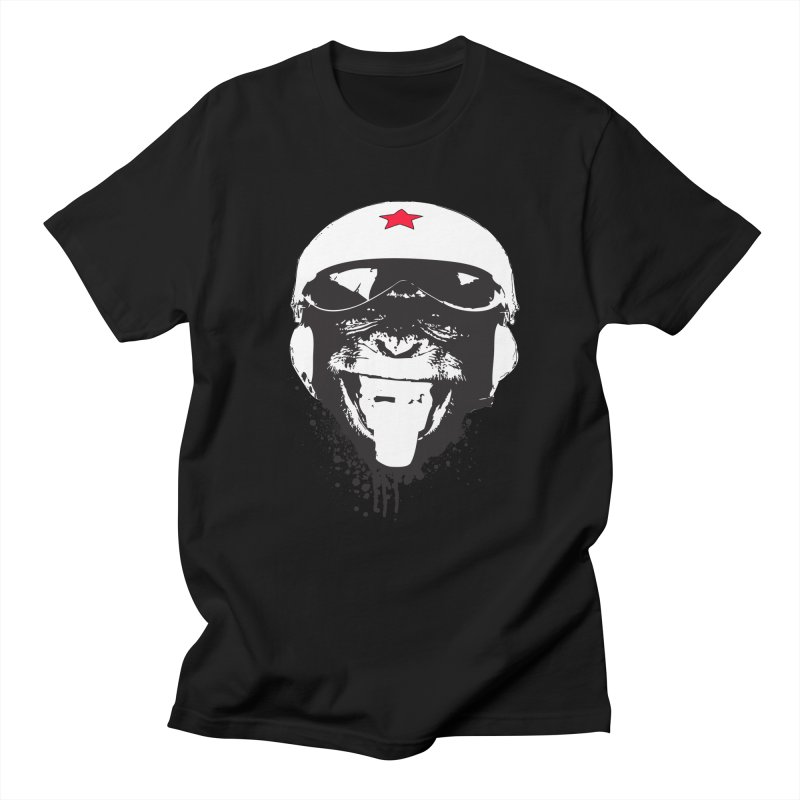 Flying Monkey Men's T-shirt by yakitoko's Artist Shop