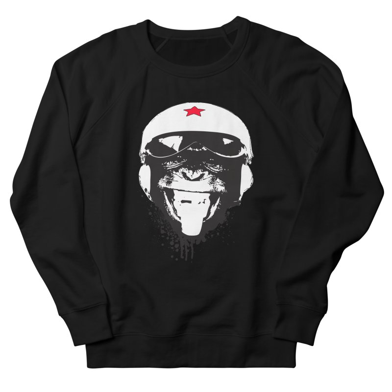 Flying Monkey Men's Sweatshirt by yakitoko's Artist Shop