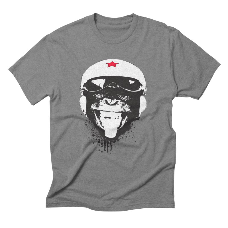 Flying Monkey Men's Triblend T-shirt by yakitoko's Artist Shop