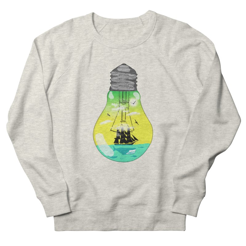 Sea travel Women's Sweatshirt by yakitoko's Artist Shop