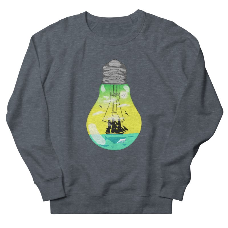 Sea travel Men's Sweatshirt by yakitoko's Artist Shop
