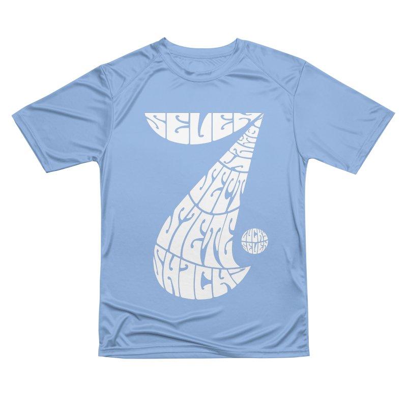 Lucky Seven Men's T-Shirt by yakitoko's Artist Shop