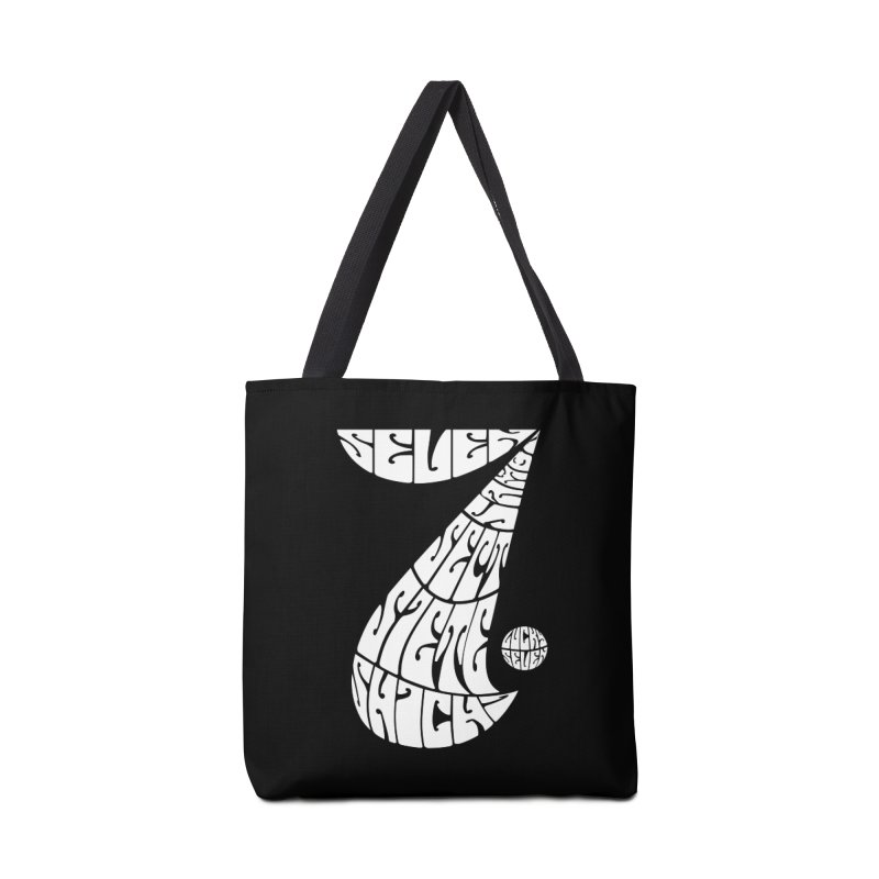 Lucky Seven Accessories Bag by yakitoko's Artist Shop