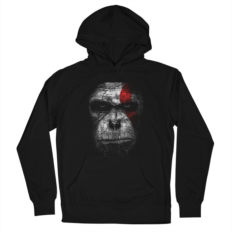 Ape of war Men's Pullover Hoody by yakitoko's Artist Shop