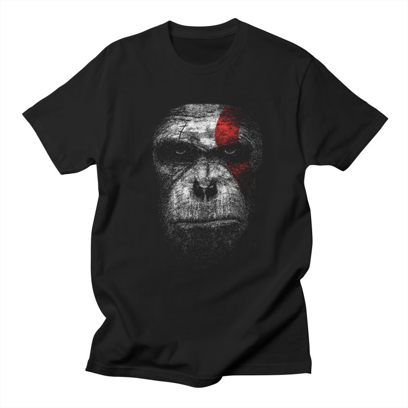 Ape of war Men's T-Shirt by yakitoko's Artist Shop