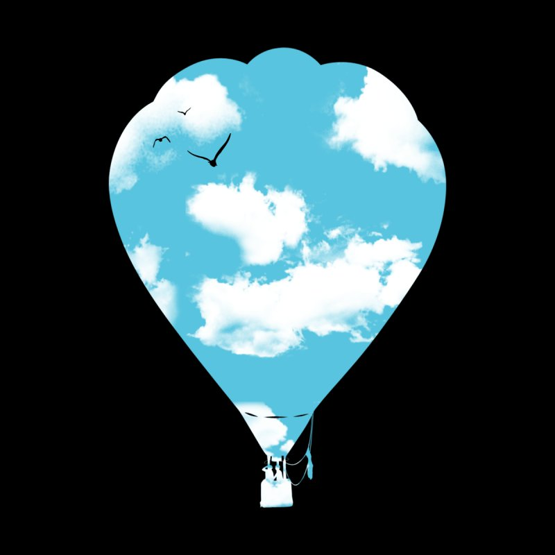 Sky Balloon Women's T-Shirt by yakitoko's Artist Shop