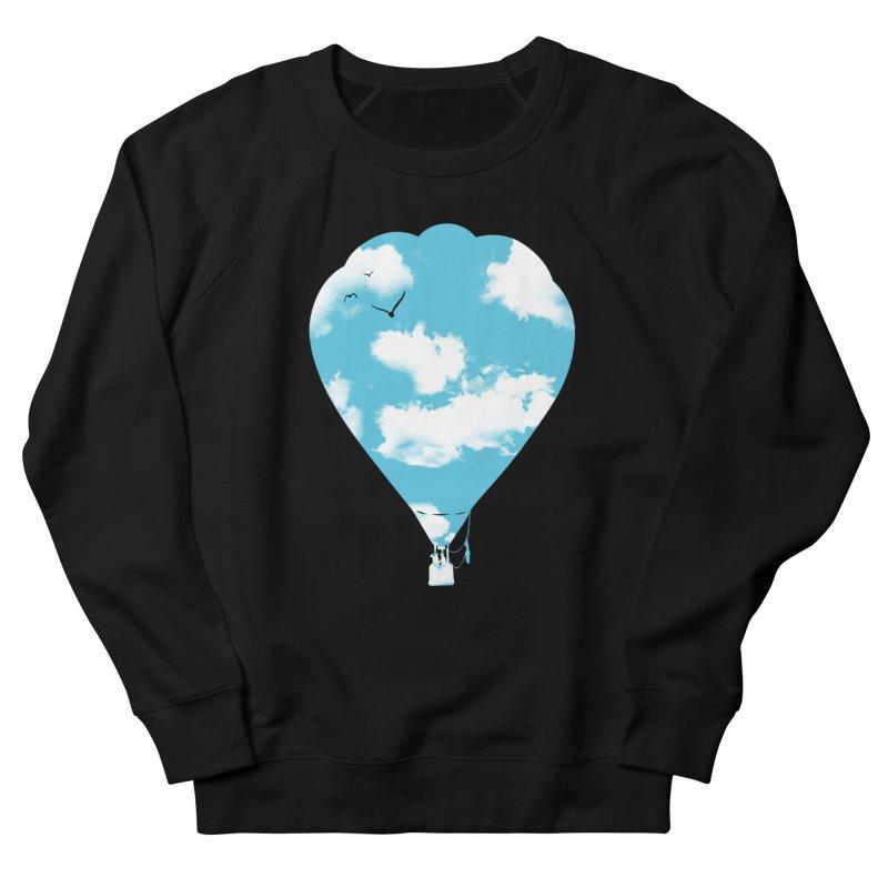 Sky Balloon Women's Sweatshirt by yakitoko's Artist Shop