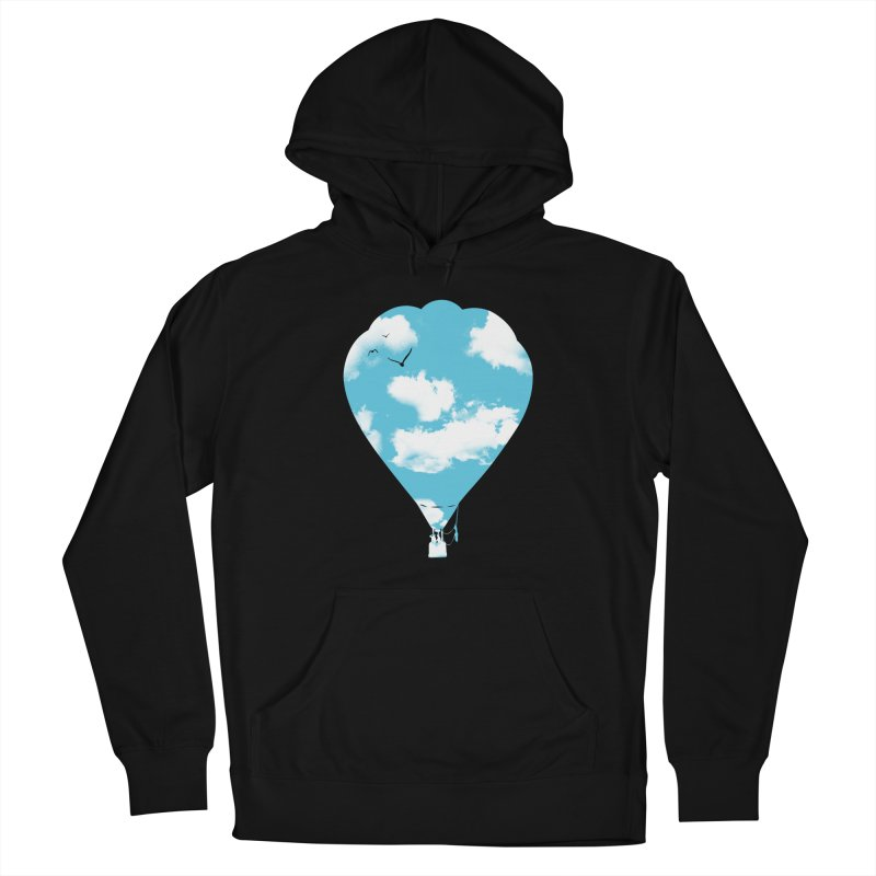 Sky Balloon Women's Pullover Hoody by yakitoko's Artist Shop