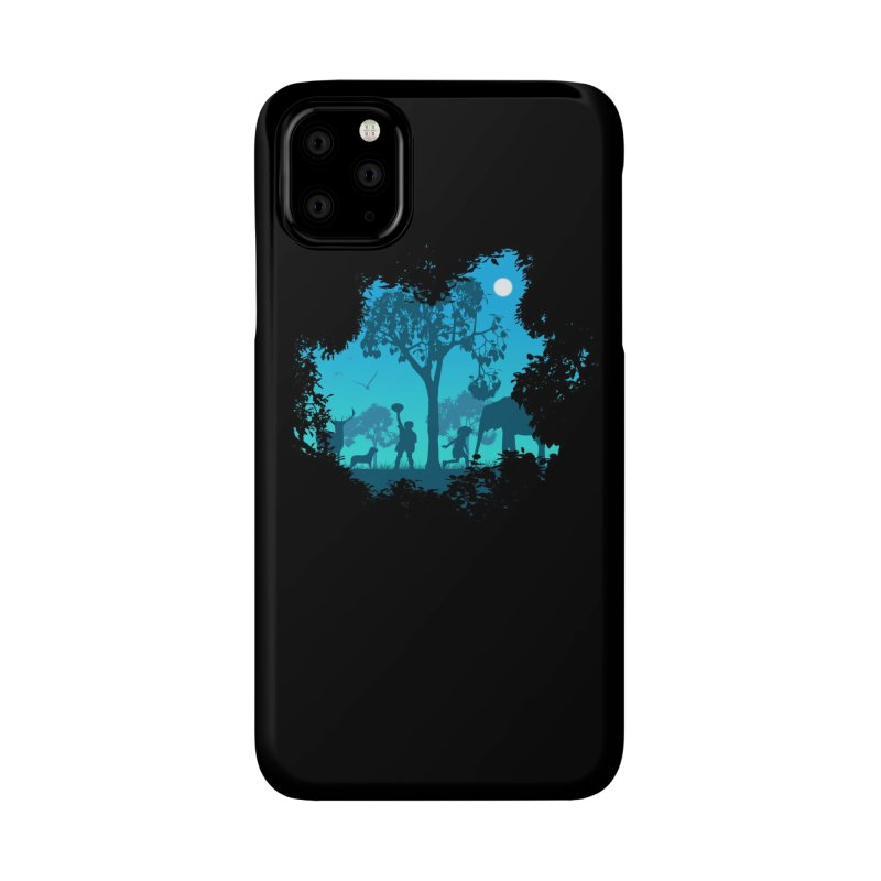 The Jungle Accessories Phone Case by yakitoko's Artist Shop