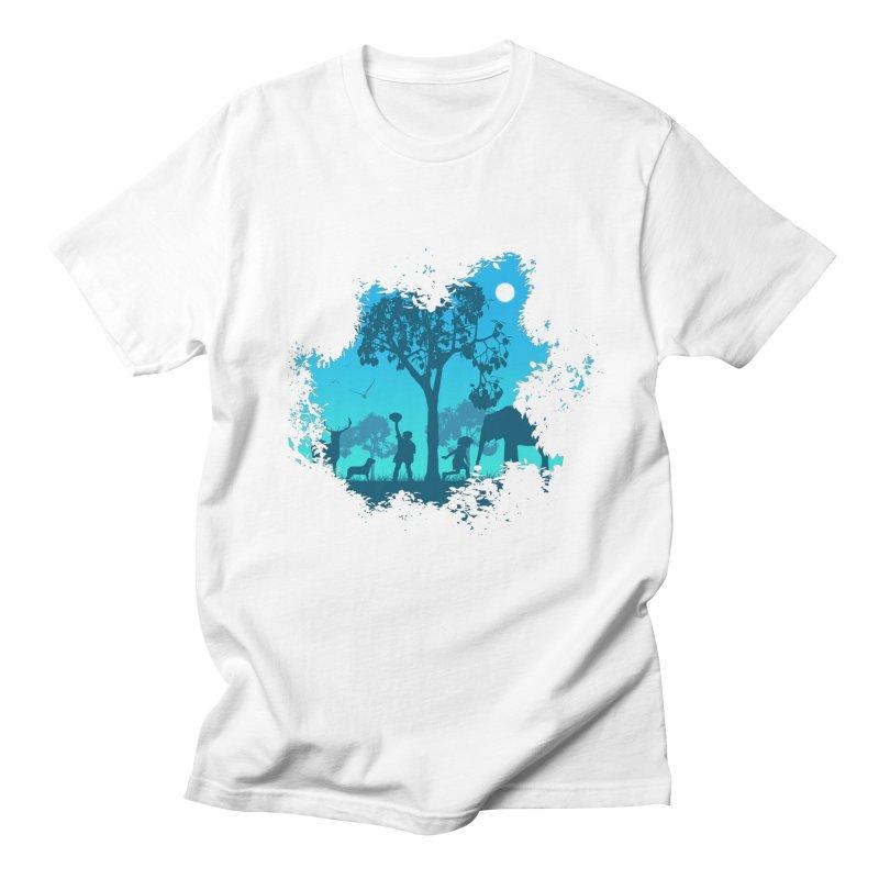 The Jungle Men's T-Shirt by yakitoko's Artist Shop
