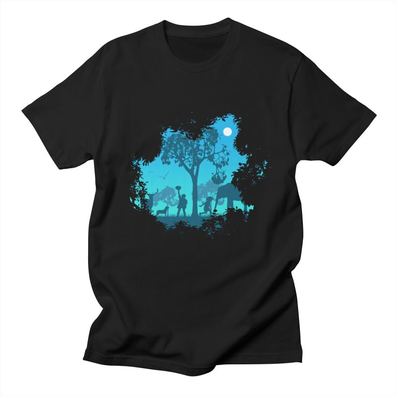 The Jungle Men's T-Shirt by yakitoko's Artist Shop