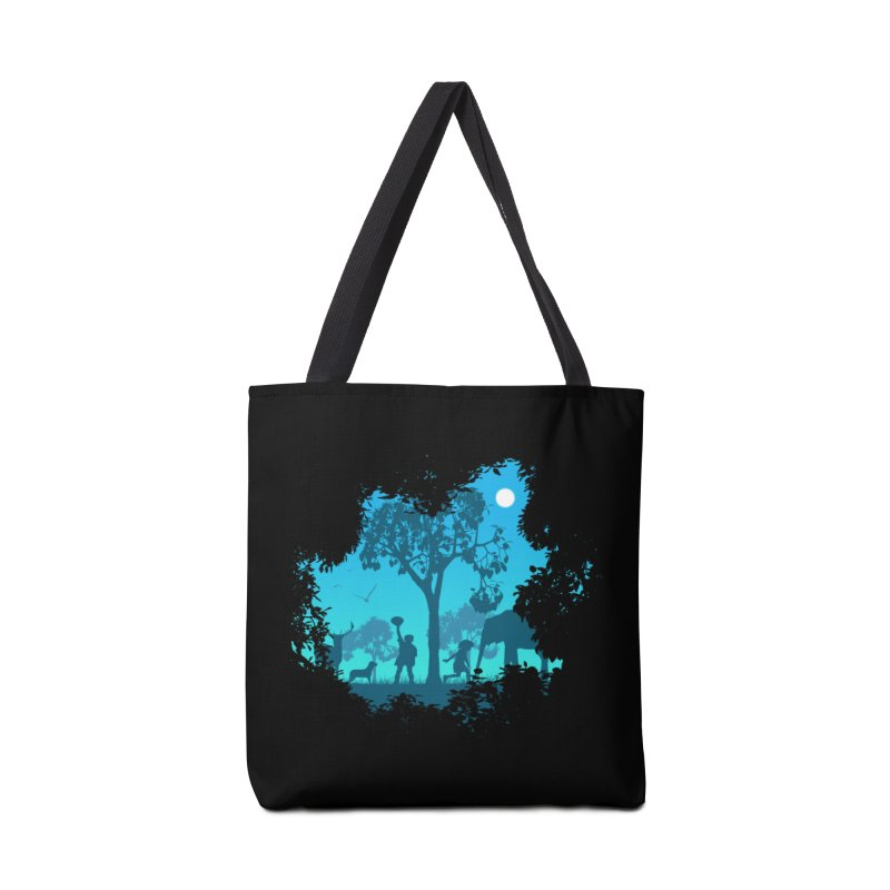 The Jungle Accessories Bag by yakitoko's Artist Shop