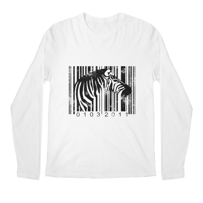 Code Z Men's Regular Longsleeve T-Shirt by yakitoko's Artist Shop