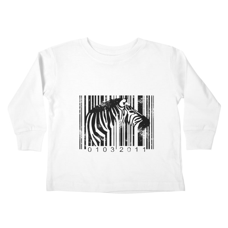 Code Z Kids Toddler Longsleeve T-Shirt by yakitoko's Artist Shop