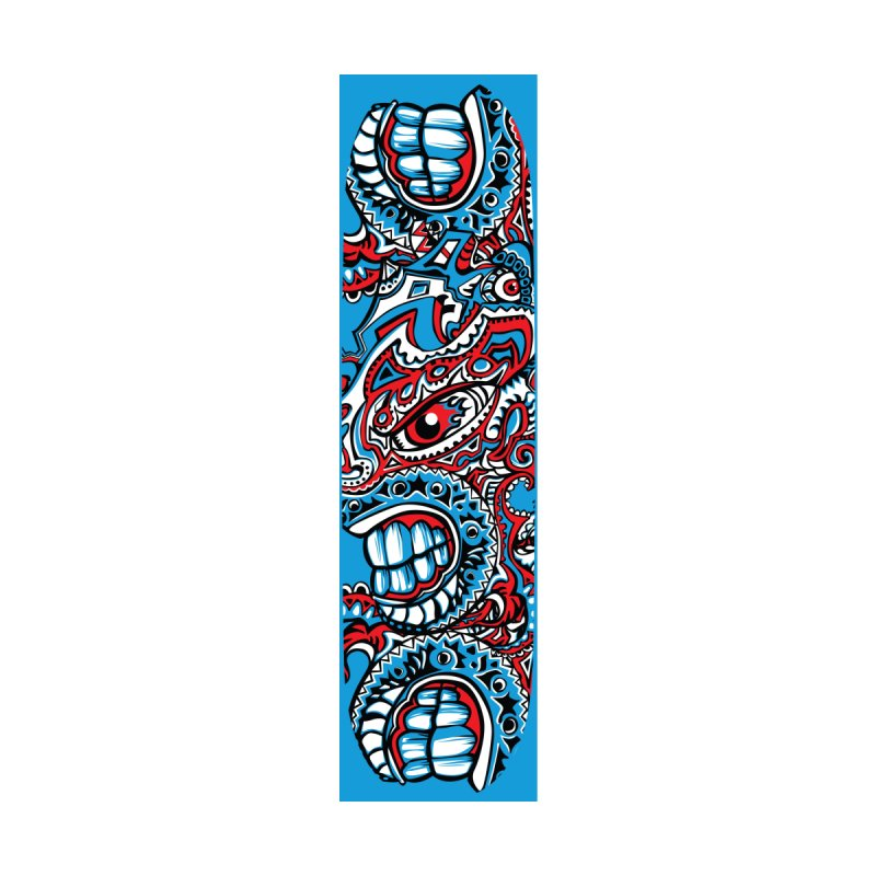 IFC_Skate_FaceA001 by Art of Yaky Artist Shop