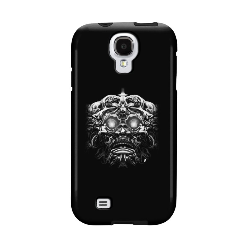 Vanished Kings B&W Design B Accessories Phone Case by Art of Yaky Artist Shop