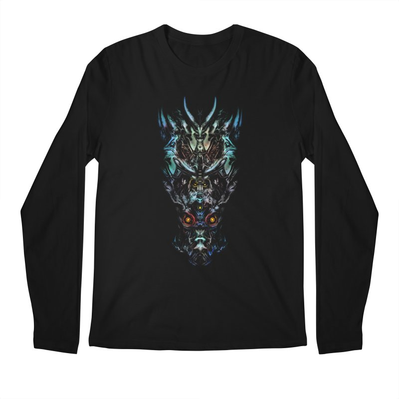 VK_Design_C Men's Regular Longsleeve T-Shirt by Art of YakyArtist Shop